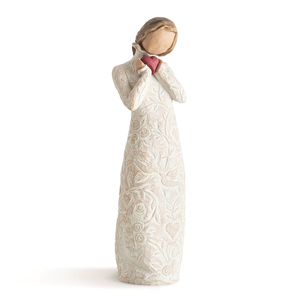 Je t'aime (I Love You) Figurine by Willow Tree