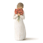 Surrounded by Love Figurine by Willow Tree