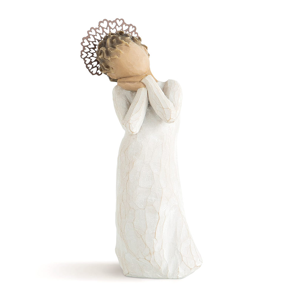 Angel Love Figurine by Willow Tree