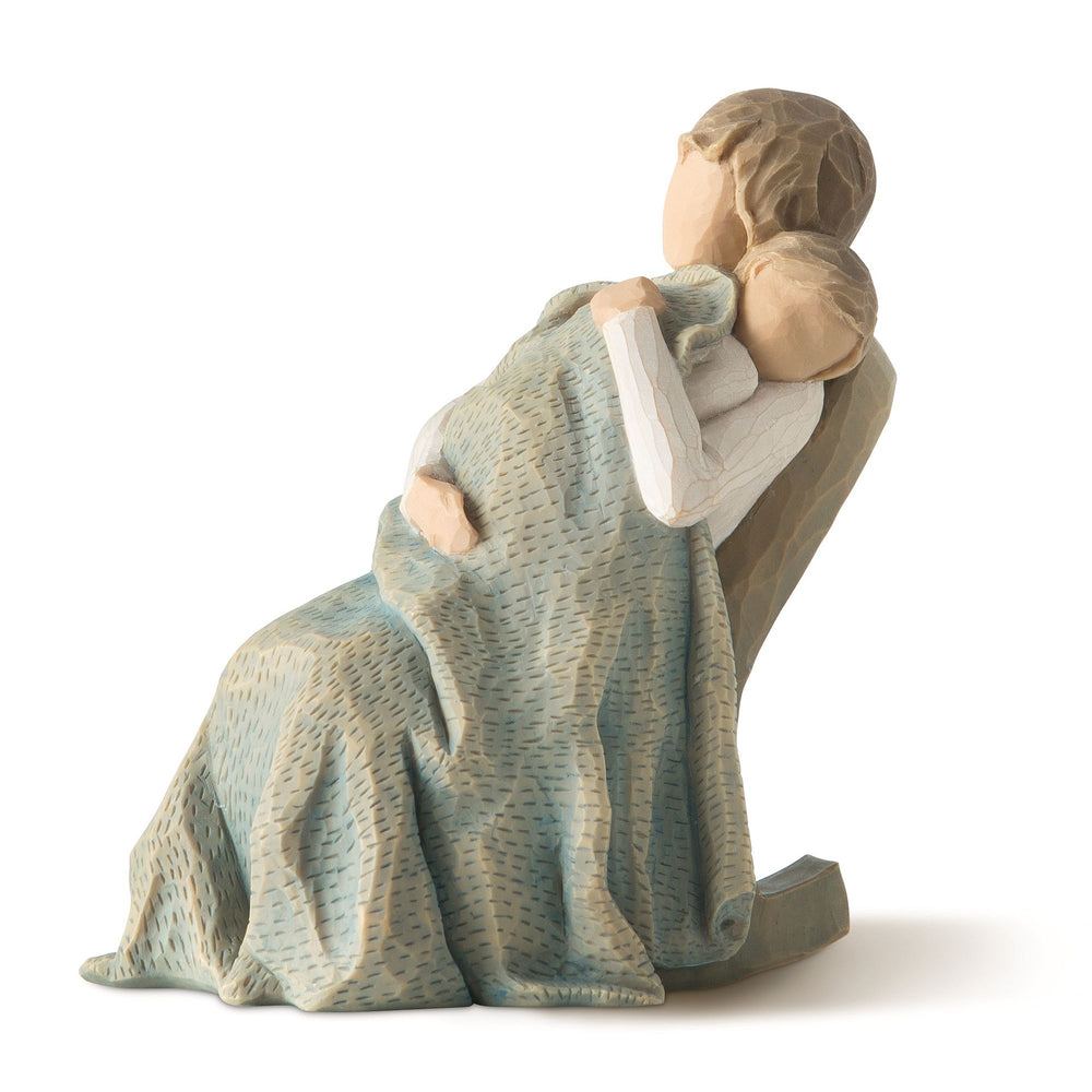 The Quilt Figurine by Willow Tree