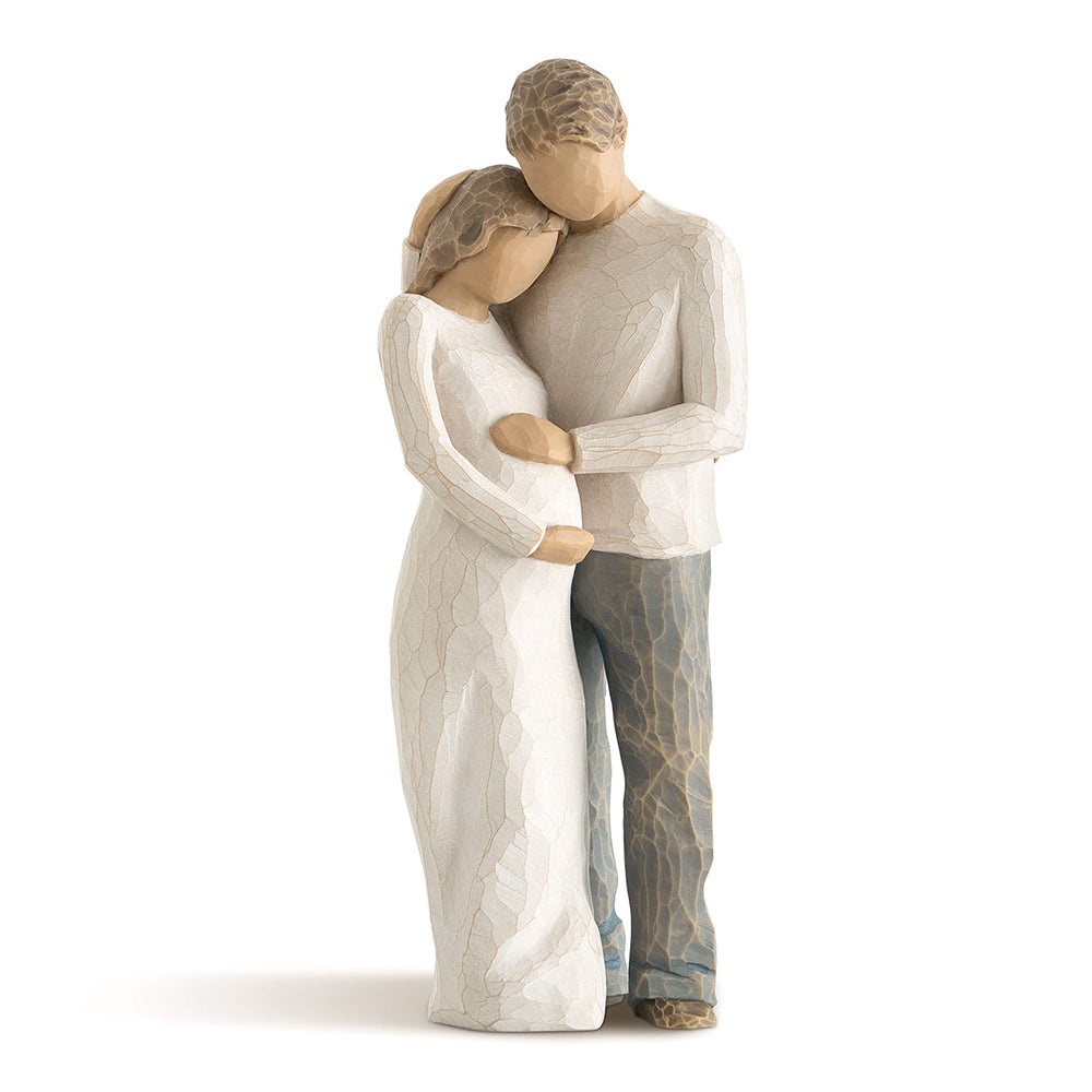 Home Figurine by Willow Tree
