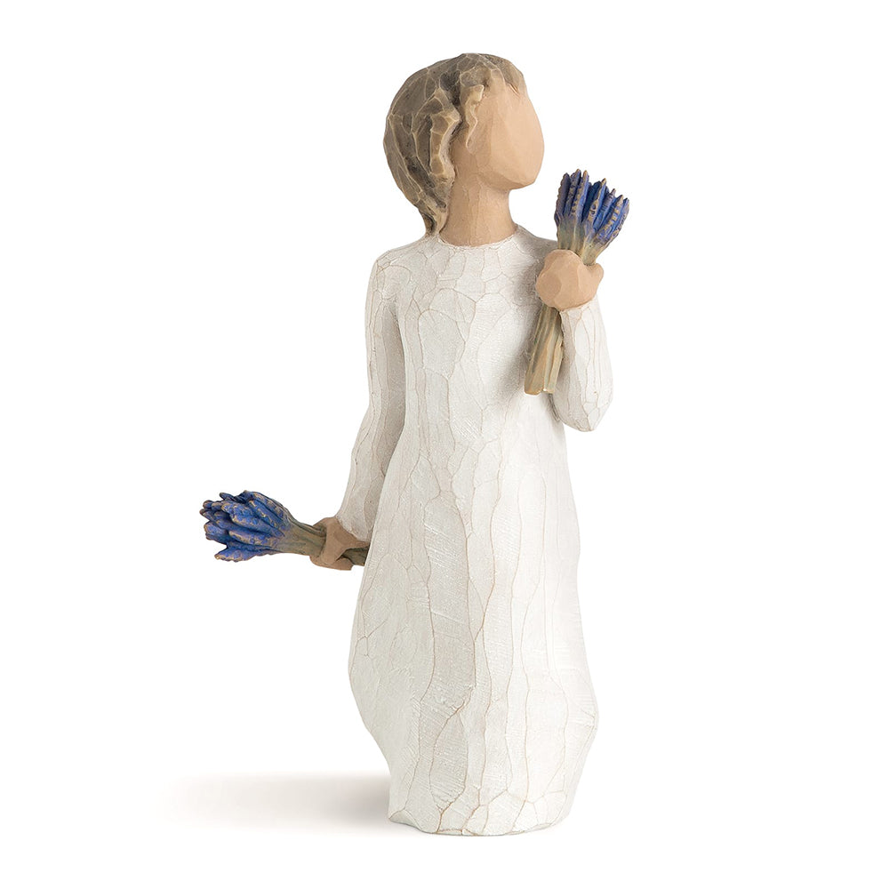 Lavender Grace Figurine by Willow Tree