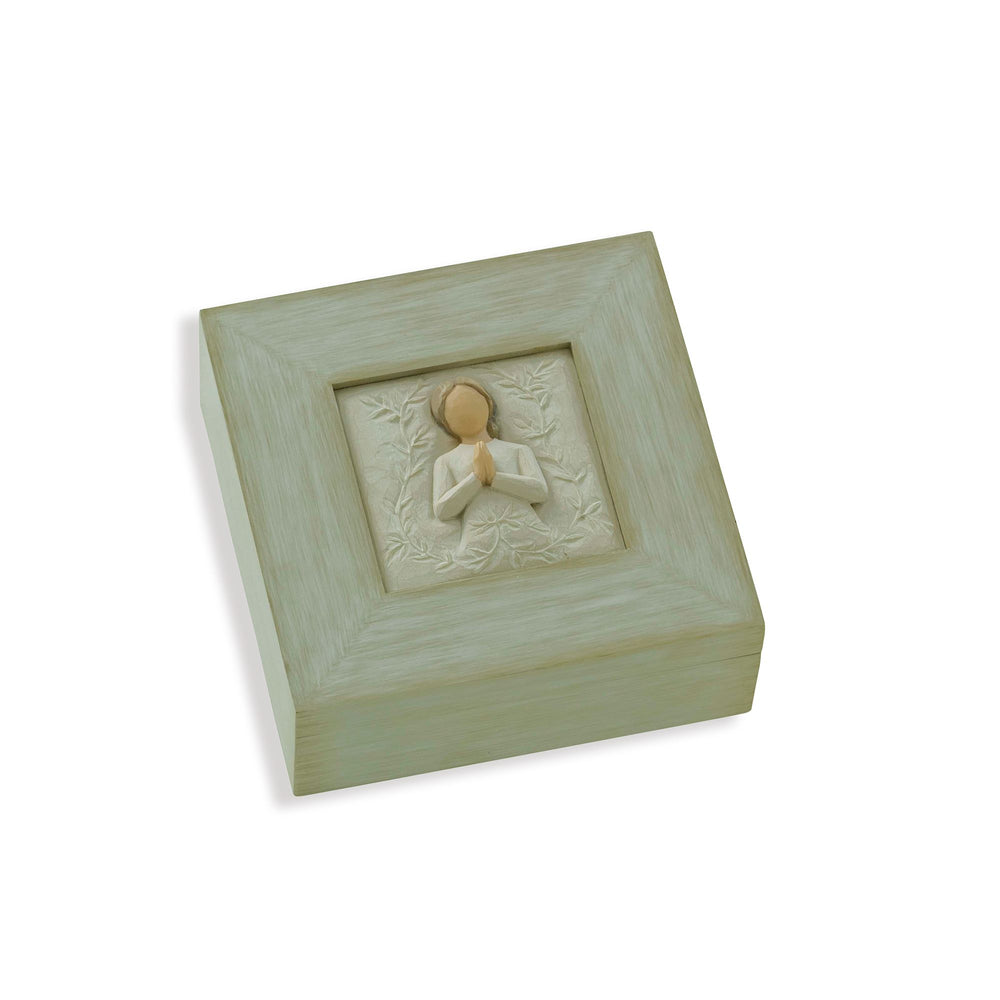A Tree A Prayer Memory Box by Willow Tree