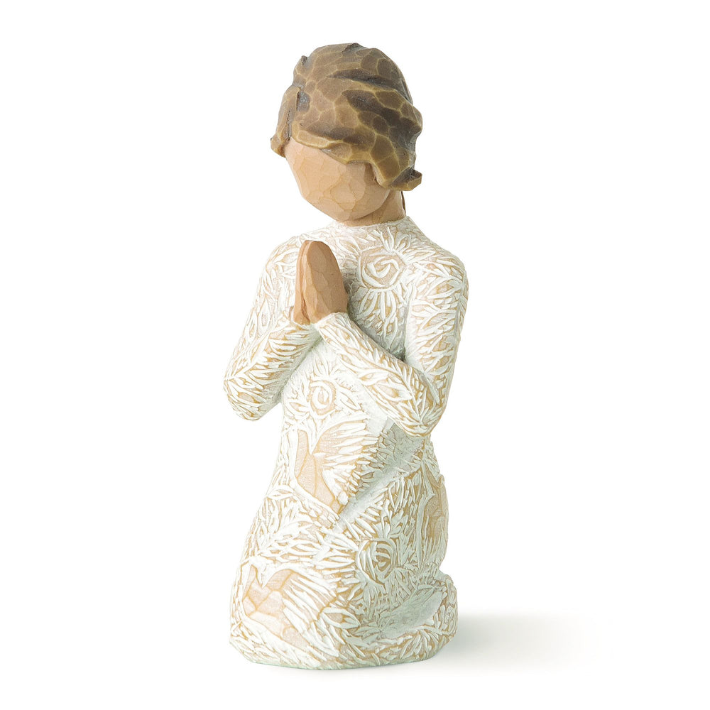 Prayer of Peace Figurine by Willow Tree