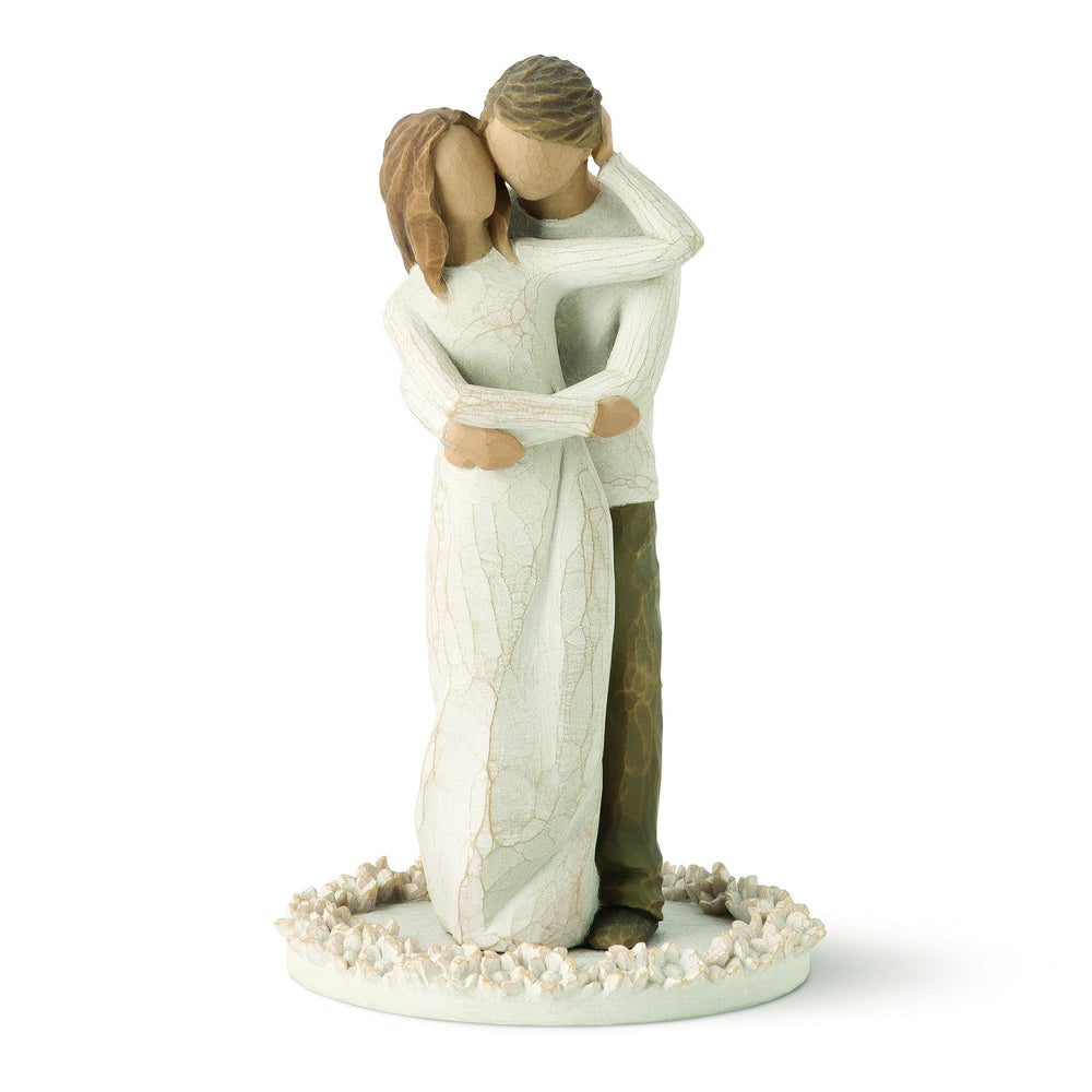 Together Wedding Anniversary Cake Topper by Willow Tree
