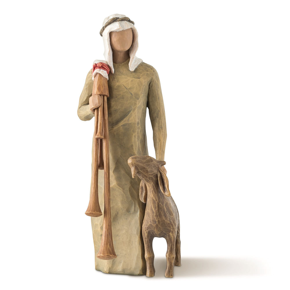 Zampognaro Figurine by Willow Tree