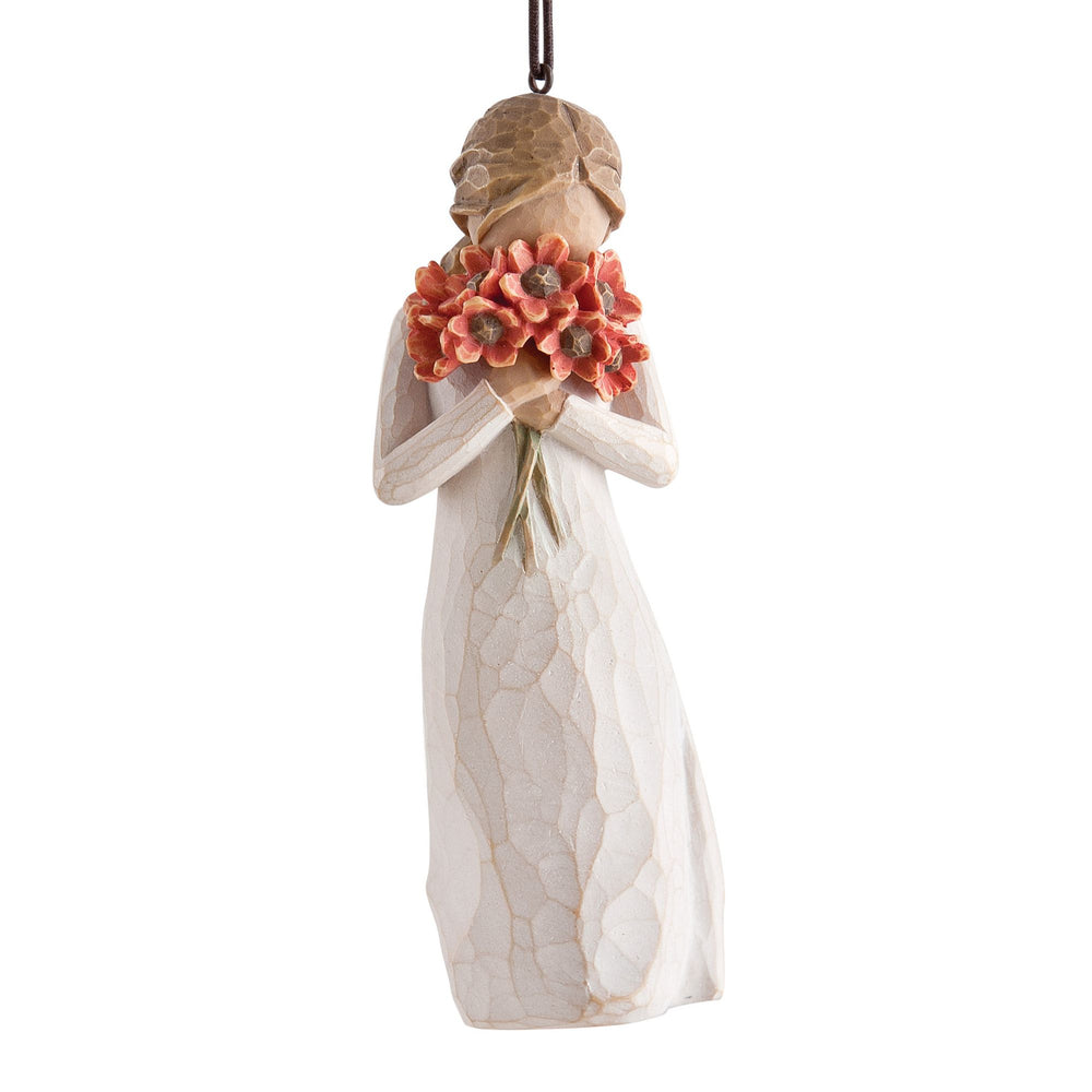 Surrounded by Love Ornament by Willow Tree