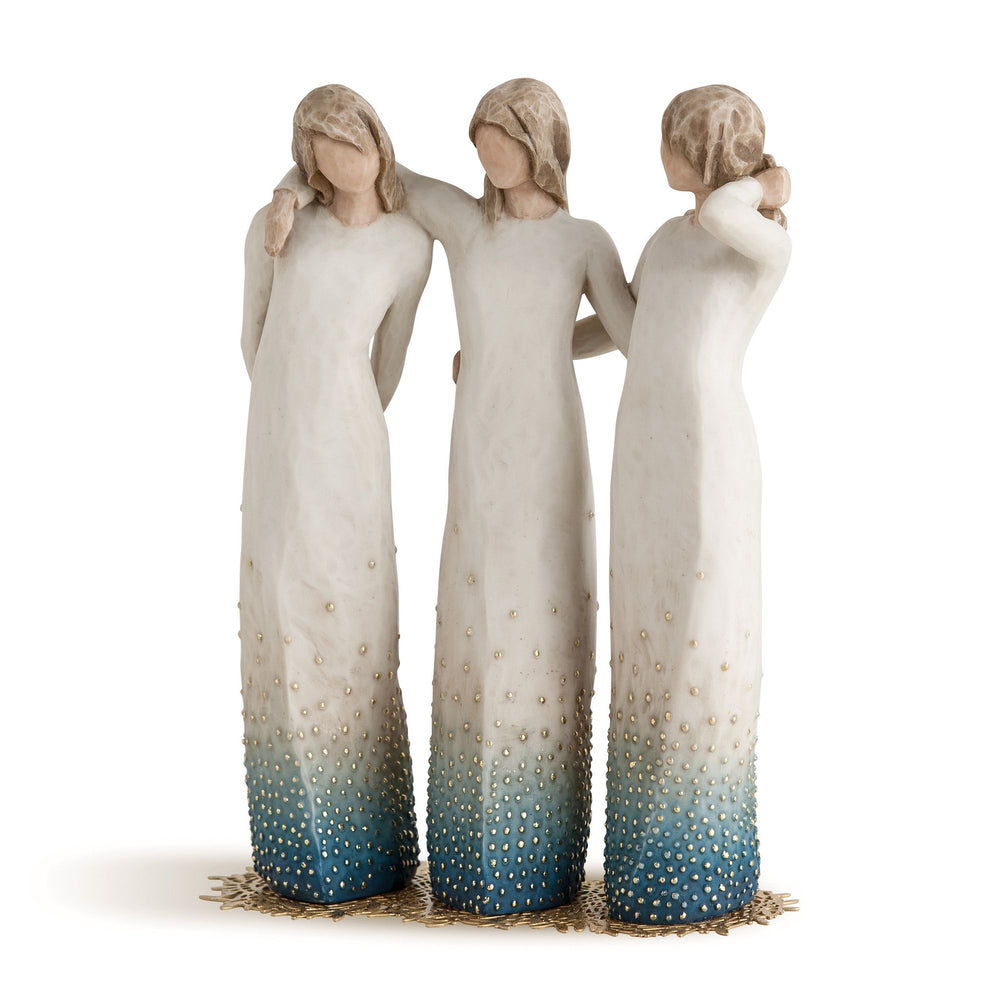 By My Side Figurine by Willow Tree