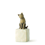 Love my Cat Figurine by Willow Tree