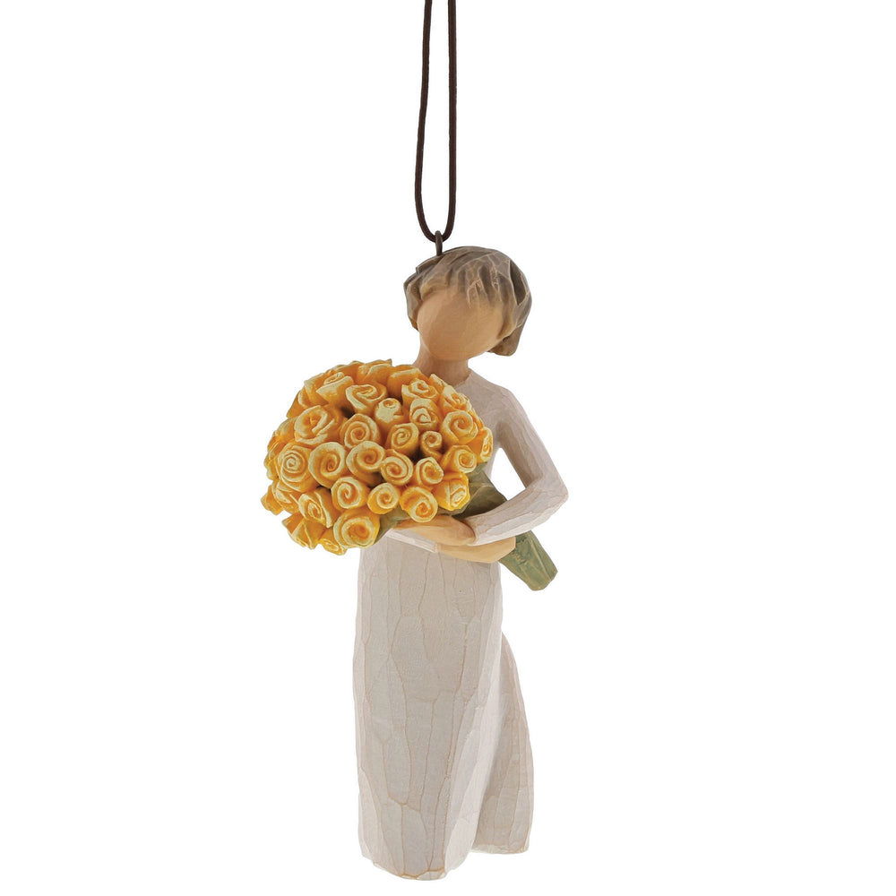 Good Cheer Ornament by Willow Tree