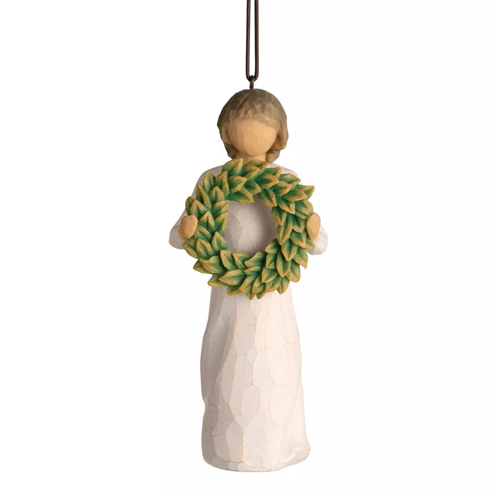 Magnolia Ornament by Willow Tree
