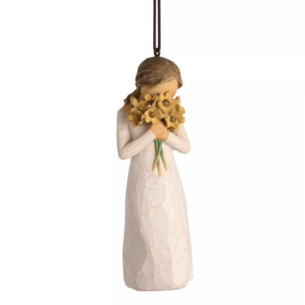 Warm Embrace Ornament by Willow Tree