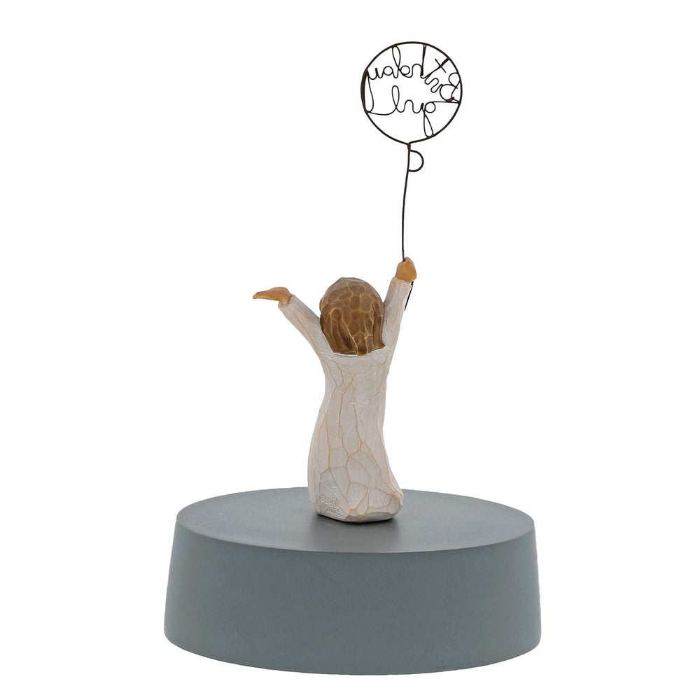 Birthday Girl Figurine by Willow Tree