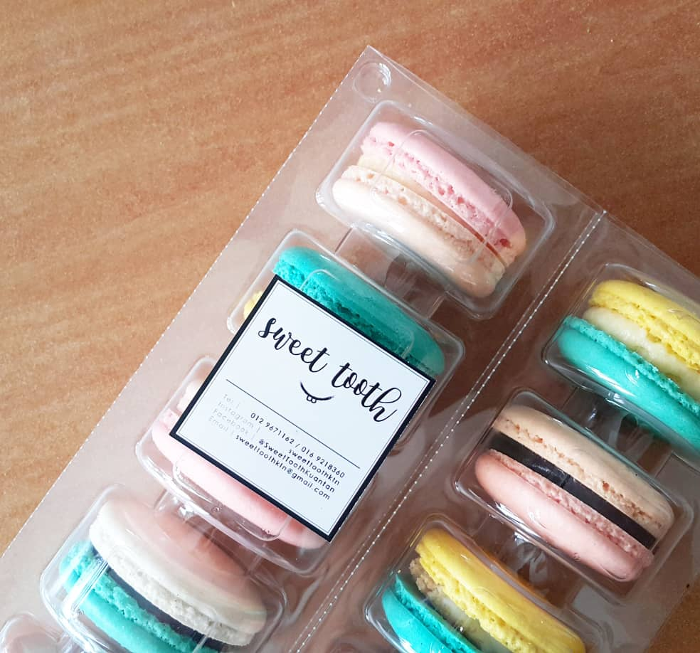 macaroon delivery kl
