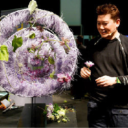 IPM Essen for Floral Fundamentals 2017 in Germany