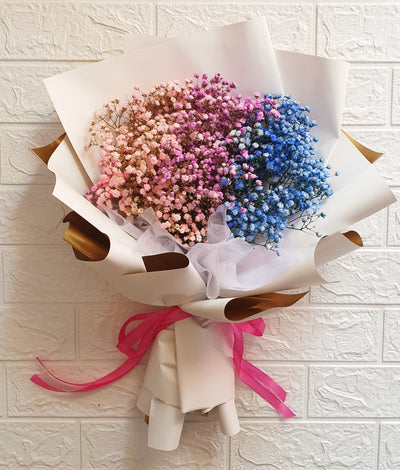 Baby's Breath Flower Bouquet