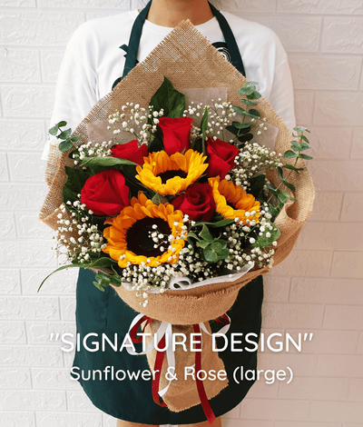 SIGNATURE DESIGN: Sunflower