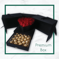 Happy Florist Premium Box - Happy Florist Kota Kinabalu