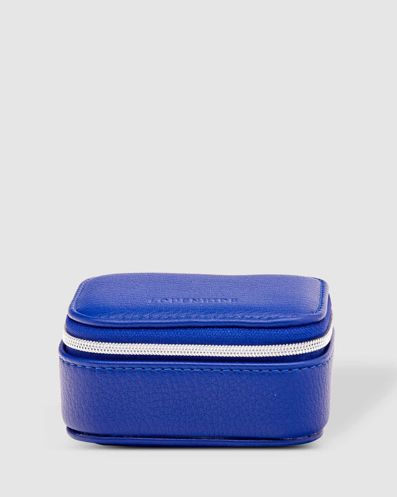Suzie Jewellery Box (Electric Blue)