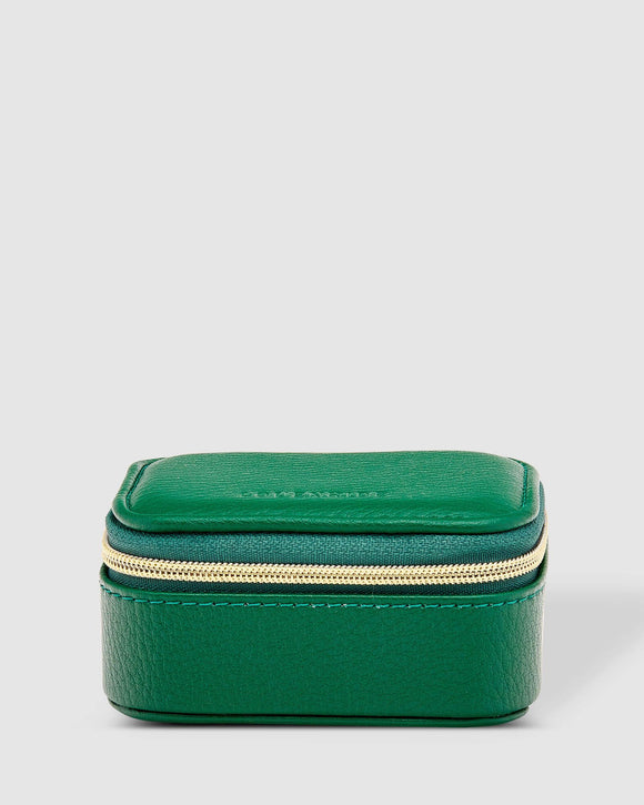 Suzie Jewellery Box (Green)