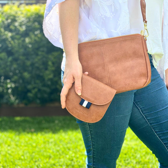 Small Bowery Bag (Tan)