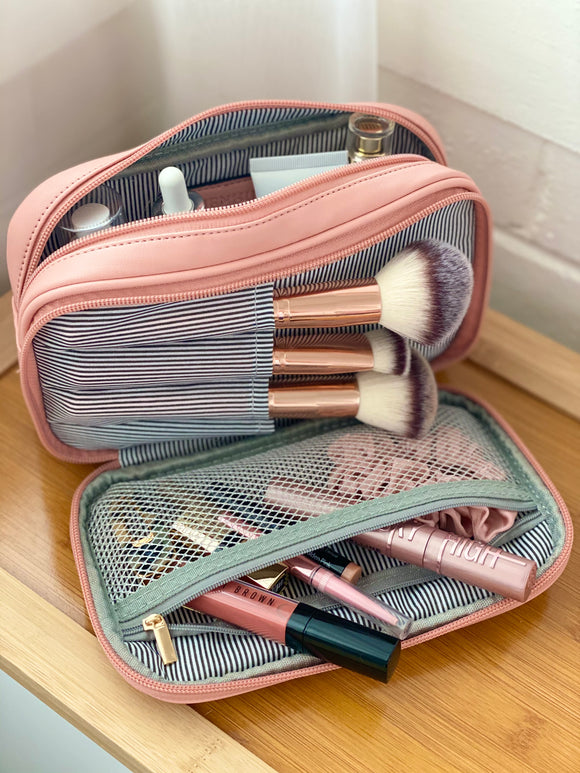 Rosie Makeup Case (Pink)