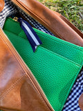 New York Clutch (Green)