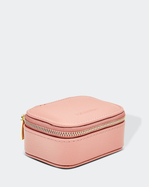 Suzie Jewellery Box (Pale Pink)