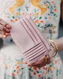 Tahlia Wallet (Pale Pink)