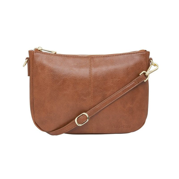 Small Bowery Shoulder Bag (Tan)
