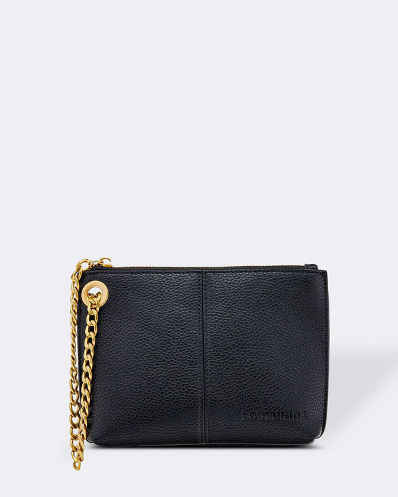 Tasha Clutch (Black)