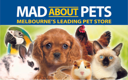 Mad About Pets Logo