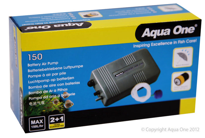 Aqua One Battery Operated Air Pumps