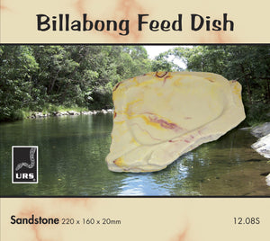 URS BILLABONG FEED DISH - SANDSTONE
