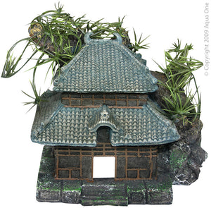 Aqua One Japanese House 2 Storey Ornament