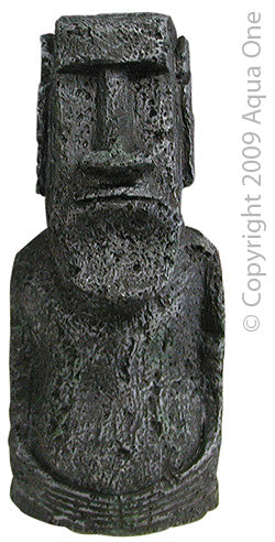 Aqua One Easter Island Statue Ornament