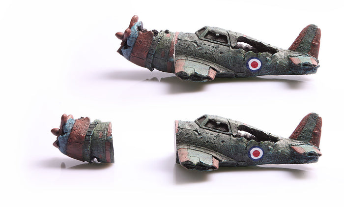 Aqua One Magnetic Glass Wrecked Bomber