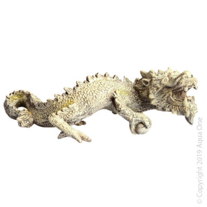 Aqua One Medium Exotic Dragon Ornament