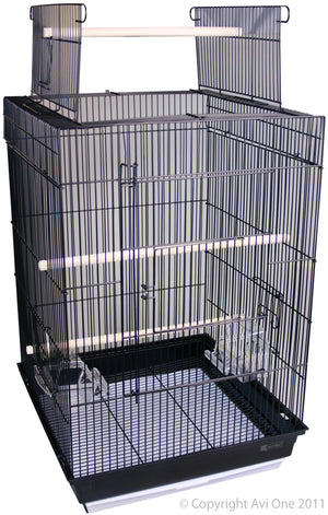 Avi One 400AOP Square Bird Cage