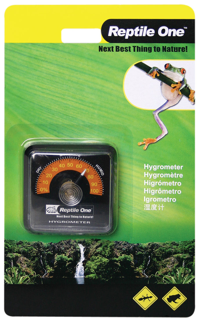 Reptile One Stick On Hygrometer