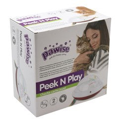 Paws & Claws Peek & PLaw Electric Cat Toy