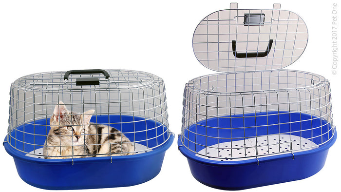 Pet One Cat Carry Cage