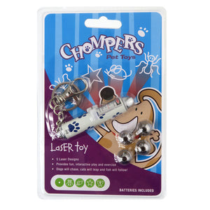 Chompers Laser Light