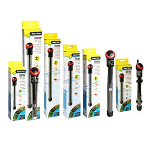 Aqua One ThermoSafe Aquarium Heaters