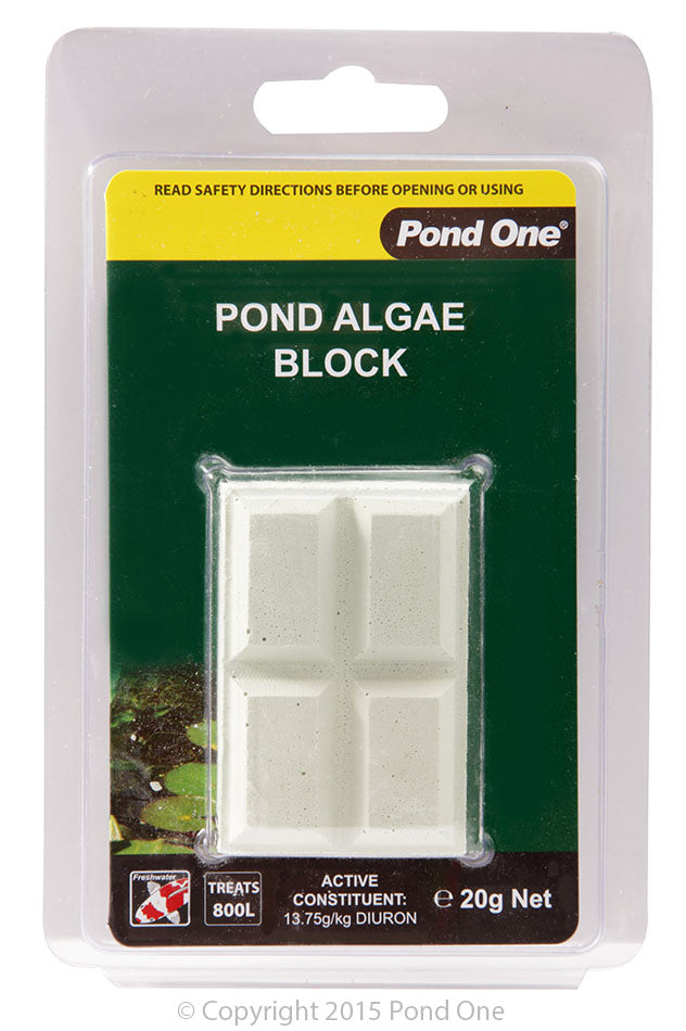 Pond One Algae Eliminator Blocks