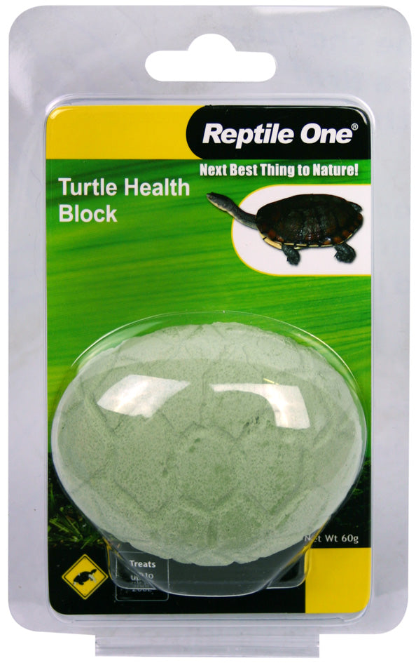 Reptile One Turtle Health Conditioning Block