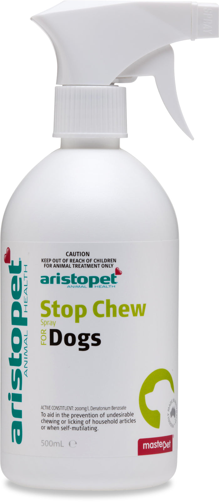 Aristopet Stop Chew Spray