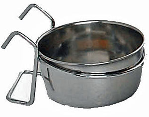 Showmaster Hang on Stainless Steel Coop Cups