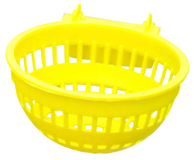SHOWMASTER CANARY NEST PLASTIC.