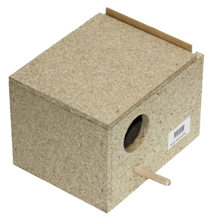 Showmaster Finch Nest BoX